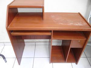 Mueble modulo de madera para computadora posot class for Muebles para computador
