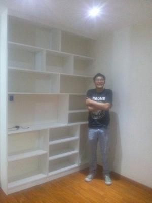 Muebles en Melamina Arequipa