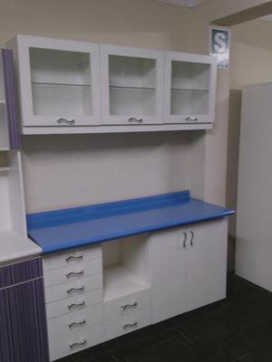 Muebles de cocina o gabinetes de melamina moderno  Posot Class