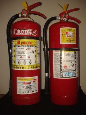 Vendo 2 Extintores De 6 Kilos