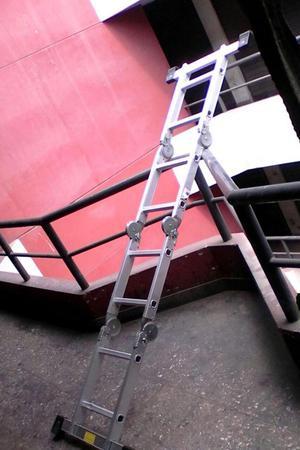 Escalera para almacen plataforma tipo avion posot class for Escaleras 8 pasos