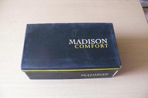 Vendo Zapatos Color Marron Madison Talla 43 Nuevo En Caja