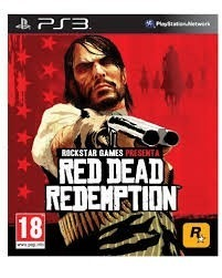 Juego Ps3 Red Dead Redemption