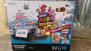 Nintendo Wii U Mario 3d Worlds