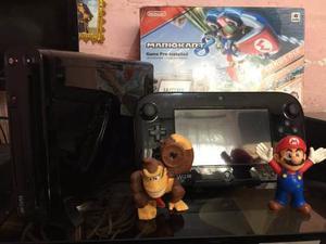 Nintendo Wii U Version Mario Kart + 8 Juegos