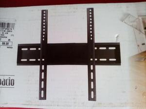 Rack para tv  pulgadas nuevo en caja