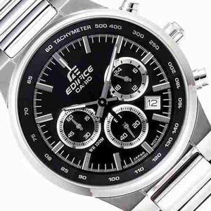 Reloj Casio Edifice Cronógrafo 100m Ef500bp-1a