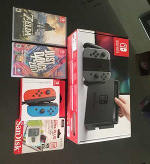 Vendo Nintendo Switch (en Stock)