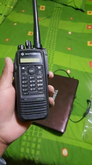 Vendo Radio Handy Motorola Dgp
