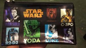 Antigua Cartuchera Star Wars De Coleccion