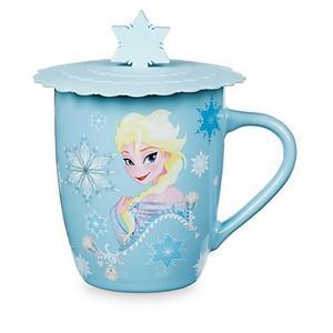 Bellisima Taza Frozen Disney Original