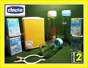 CALENTADOR DE BIBERONES pack