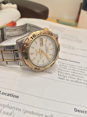 Reloj Seiko Japones
