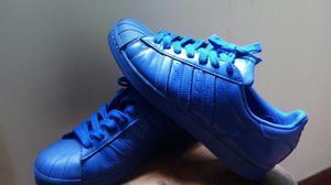 Remato Adidas Super Star Color Azul