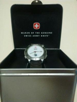 Wenger Swiss Army Reloj Brujula