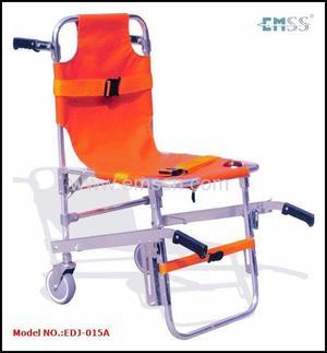 silla de ambulancia, plegable