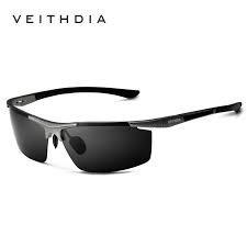 Lentes De Sol Veithdia - Uv400