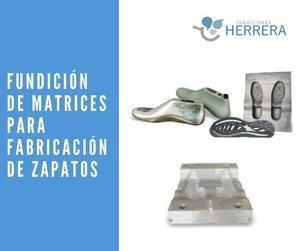 Matrices De Aluminio Para La Fabricación De Zapatos