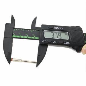 Vernier Calibrador Pie De Rey Digital En Fibra De Carbono