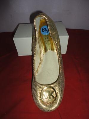 Zapato Espargata Para Mujer Marca Michael Kors Importado Usa