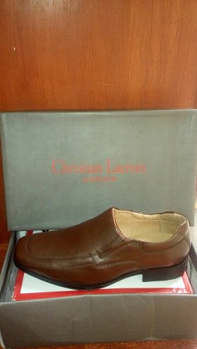 Zapatos Christian Lacroix Marrón Talla 40