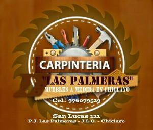 Carpinteria Las Palmeras