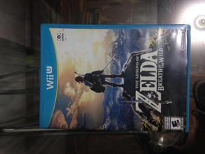 Nintendo Wii u The legend of Zelda Breath of the wild 170