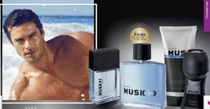 PACK MUSK MARINE Perfume de Varón de Avon en Oferta