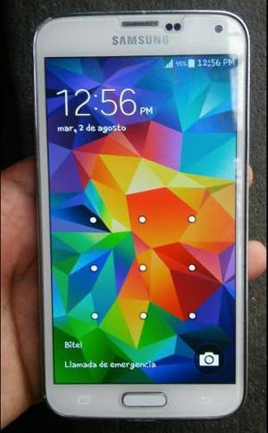 Samsung Galaxy S5 Lo Entrego Con Mica De Vidrio Equipo Sólo