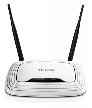 Tp Link Wr841nd Router Inalámbrico N 300mbps 2 Antenas