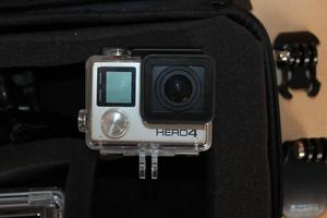 Gopro Hero 4 Black, Memoria 32gb, etc.