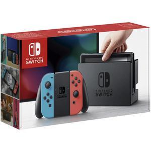 Nintendo Switch Neon Blue Neon Red Joycon Entrega inmediata