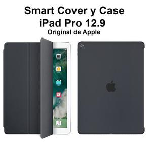 Smart Cover Ipad Pro 12.9 Charcoal Gray Nuevo Sellado