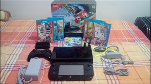 Vendo Nintendo WiiU en perfecto estado