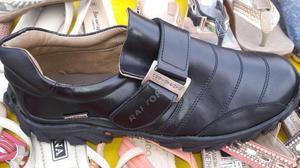 Zapato Mocasin con Pega