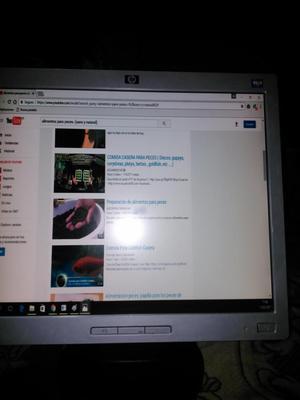 monitor LCD 17 pulgadas HP Oferta!!