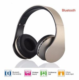 Audifono Inalambrico Bluetooth Radio Fm Mp3 Micro Sd 4 En 1