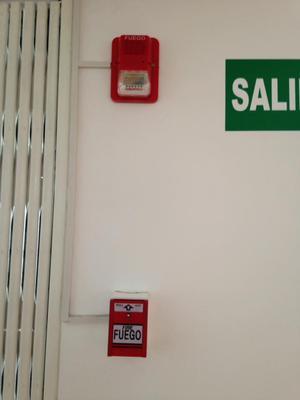 Detectores de humo centralizado, indeci