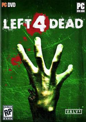 Left 4 Dead 2 Combo Juego Pc Codigo Steam