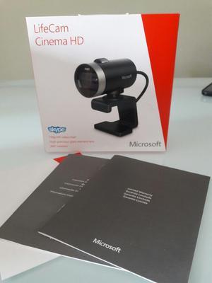 Microsoft Lifecam Cinema Hd Original