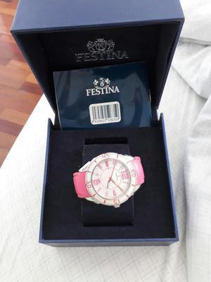 Reloj Festina Mujer Original