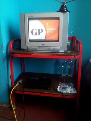 Televisor Lg Más Mueble para Televisor