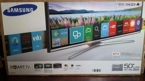 Tv.50 Samsung Smart Cr.ahorita Lo Remat