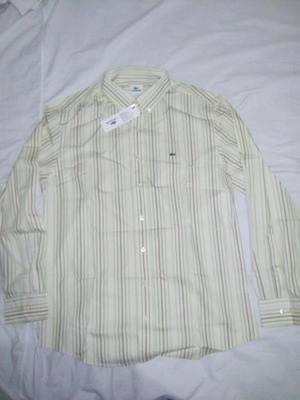 Camisa Lacoste Original Talla L