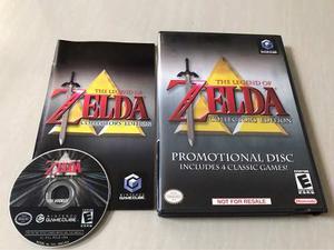 Legend Of Zelda Collector Edition Game Cube Nintendo Gamecub