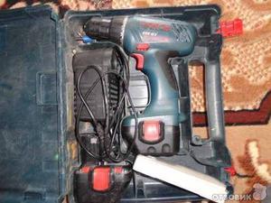 Taladro Atornillador Bosch 12 Voltios