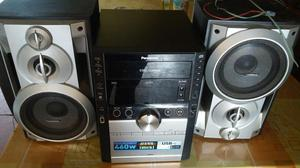 Vendo o Cambio Equipo de Sonido Panasonic SAAK450