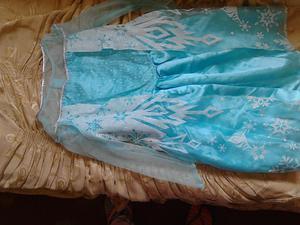 Vestido Frozen Disney Importado