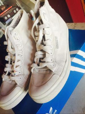Zapatillas Adidas Blancas Talla 39 Mujer