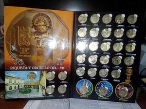 Remate! Monedas De Coleccion Peruanas